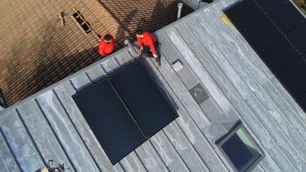 installation chauffe eau solaire anneyron drôme